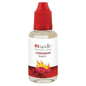 Apollo E-Liquid - Cinnamon - 30ml - 30ml / 0mg
