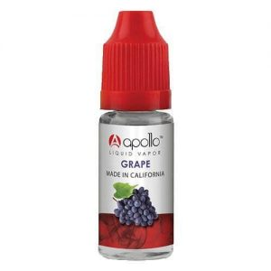 Apollo E-Liquid - Grape - 10ml - 10ml / 0mg
