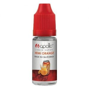 Apollo E-Liquid - Hemi Orange - 10ml - 10ml / 0mg