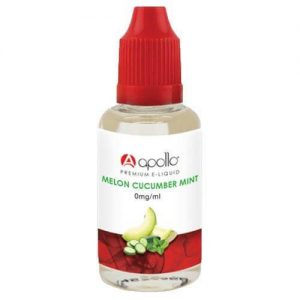 Apollo E-Liquid - Melon Cucumber Mint - 30ml - 30ml / 0mg