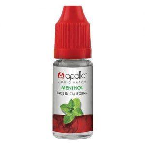 Apollo E-Liquid - Menthol - 10ml - 10ml / 0mg