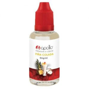 Apollo E-Liquid - Pina Colada - 30ml - 30ml / 0mg