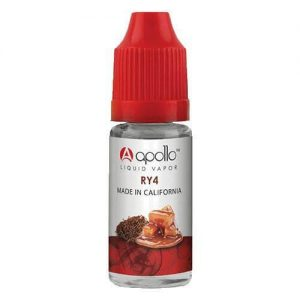 Apollo E-Liquid - RY4 - 10ml - 10ml / 0mg