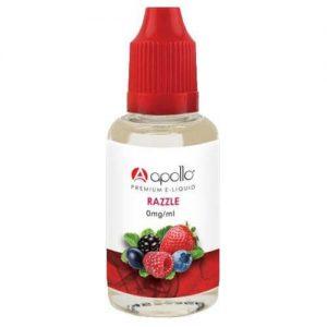 Apollo E-Liquid - Razzle - 30ml - 30ml / 0mg
