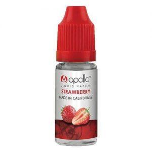 Apollo E-Liquid - Strawberry - 10ml - 10ml / 0mg