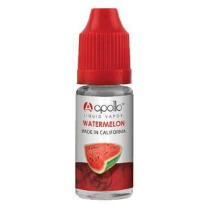 Apollo E-Liquid - Watermelon - 10ml - 10ml / 0mg
