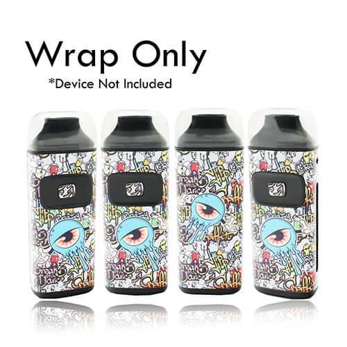 Aspire Breeze Wrap by VCG Customs - Graffiti #1