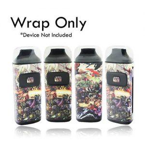 Aspire Breeze Wrap by VCG Customs - Superhero