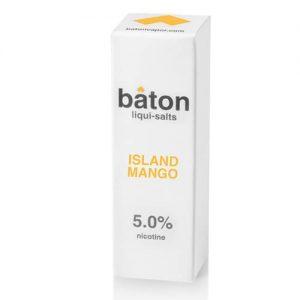 Baton - Island Mango eJuice - 10ml - 10ml / 25mg