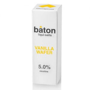 Baton - Vanilla Wafer eJuice - 10ml - 10ml / 25mg