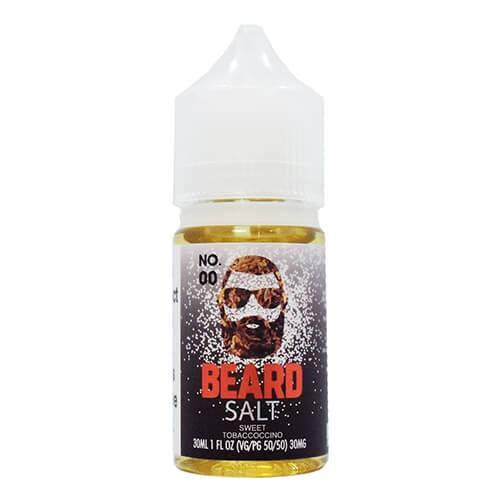 Beard Salts - #00 - 30ml - 30ml / 30mg
