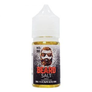 Beard Salts - #00 - 30ml - 30ml / 30mg