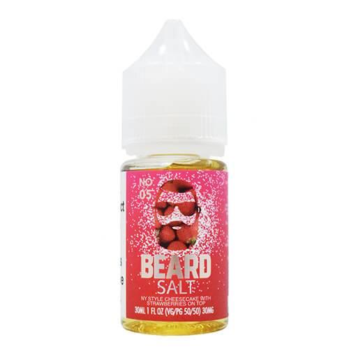 Beard Salts - #05 - 30ml - 30ml / 30mg