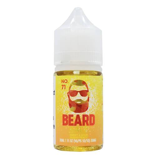 Beard Salts - #71 - 30ml - 30ml / 30mg