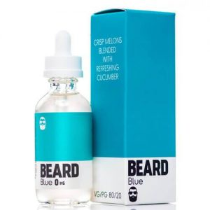 Beard Color - Blue - 60ml - 60ml / 0mg