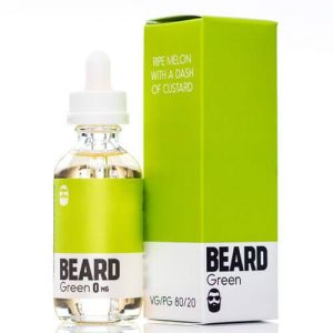 Beard Color - Green - 60ml - 60ml / 0mg