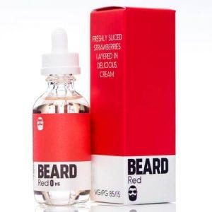 Beard Color - Red - 60ml - 60ml / 0mg