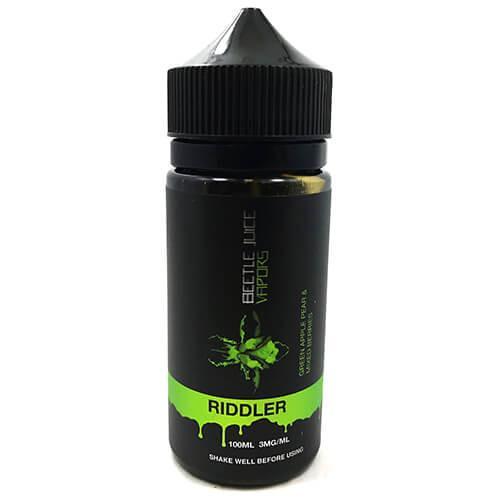 Beetle Juice Vapors - Riddler - 100ml - 100ml / 0mg