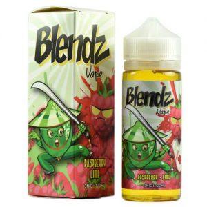 Blendz Vape - Raspberry Lime - 120ml - 120ml / 0mg