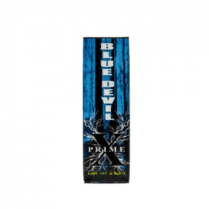 Prime X E-Liquid - Blue Devil - 120ml / 3mg