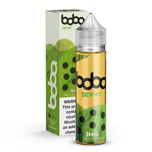 Jazzy Boba eJuice - Dewwy Boba - 60ml / 6mg