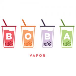 Boba Vapors - Sample Pack - 30ml / 0mg