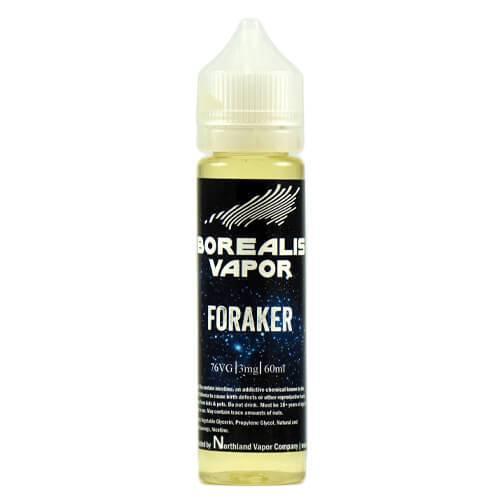 Borealis Vapor - Foraker - 60ml - 60ml / 0mg