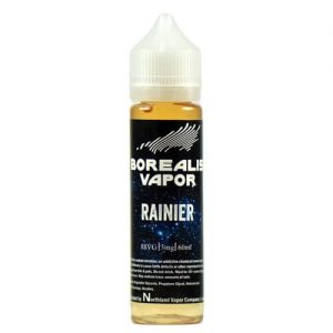 Borealis Vapor - Rainier - 60ml - 60ml / 0mg