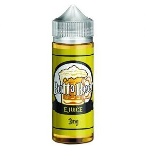 ButtaBeer eJuice - ButtaBeer Yellow - 120ml - 120ml / 0mg