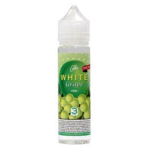 White Grape eJuice - White Grape - 60ml / 0mg