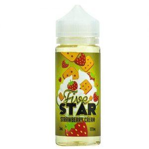 Carter Elixirs - Five Star - 120ml - 120ml / 0mg