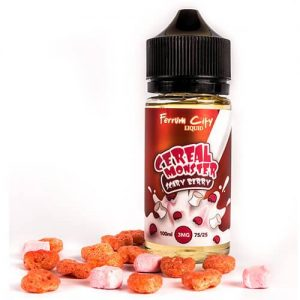 Cereal Monster by Ferrum City Liquid - Scary Berry - 100ml - 100ml / 3mg