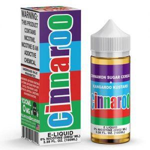 Cinnaroo E-Juice - Cinnaroo - 100ml - 100ml / 0mg