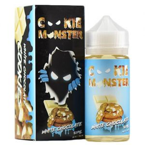 Cookie Monster eJuice - White Chocolate - 100ml - 100ml / 0mg