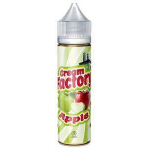 Cream Factory eJuice - Apple - 60ml - 60ml / 0mg