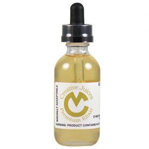 Creative Juices Premium Elixir - Socially Acceptable - 60ml - 60ml / 0mg