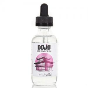 DOJO by Ronin Vape Co. - Strawberry Dojo - 60ml - 60ml / 0mg