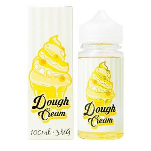Dough Cream - Dough Cream - 100ml - 100ml / 0mg