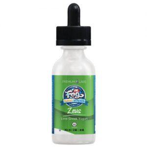Dr. Fog's Yummy Yogurt - Zeus - 60ml - 60ml / 3mg
