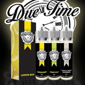 Due Time eJuice - Sample Pack - 60ml / 0mg