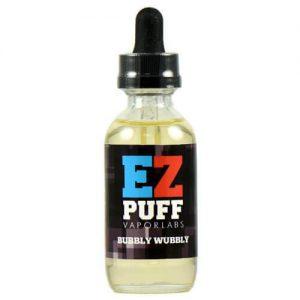 EZ PUFF eJuice - Bubbly Wubbly - 120ml - 120ml / 0mg