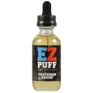 EZ PUFF eJuice - Professor Krump - 30ml - 30ml / 0mg