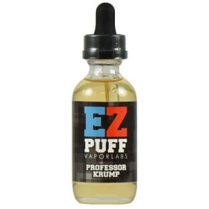 EZ PUFF eJuice - Professor Krump - 60ml - 60ml / 0mg