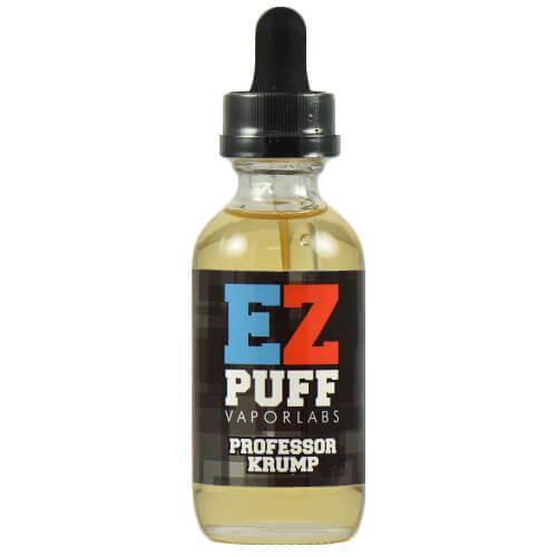 EZ PUFF eJuice - Professor Krump - 120ml - 120ml / 0mg