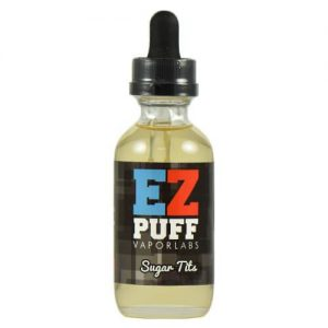 EZ PUFF eJuice - Sugar Tits - 30ml - 30ml / 0mg