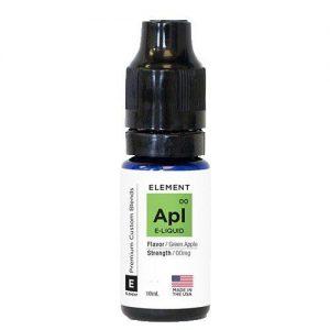 Element eLiquid Traditionals - Green Apple - 10ml - 10ml / 0mg