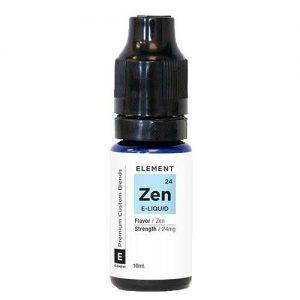 Element eLiquid Traditionals - Zen - 10ml - 10ml / 0mg