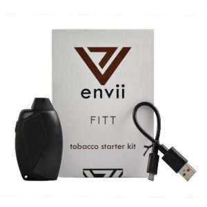 The FITT by Envii - Starter Kit - Tobacco - 18mg