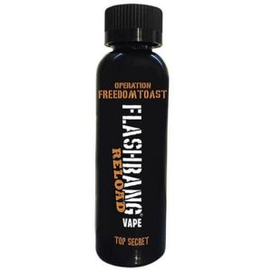 Flashbang Vape - Operation Freedom Toast - 60ml - 60ml / 0mg