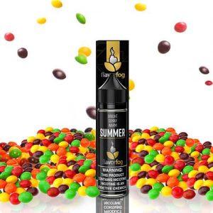 Flavorfog Vapor - Summer eJuice - 60ml - 60ml / 3mg